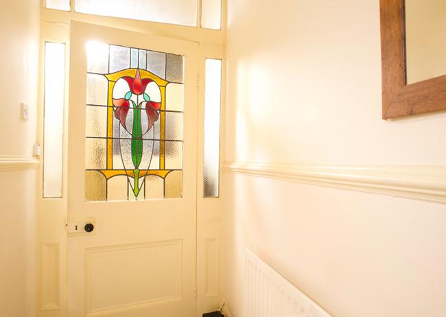 Glas in huis design glas maatwerk voor in huis en kantoor - Deco eigentijds design huis ...